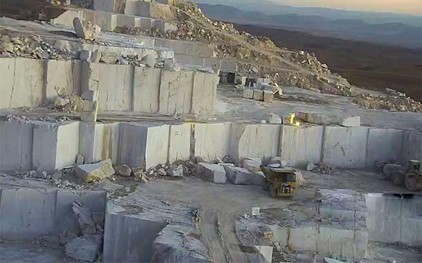 معدن سنگ انگورک دهبید